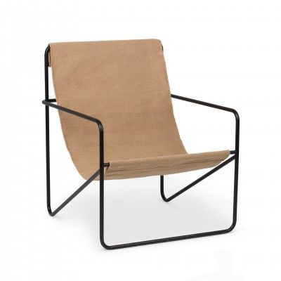 LOUNGE DESERT SIMPLE ARMCHAIR - FERM LIVING