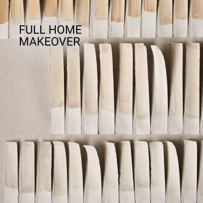 SERVICE - FULL HOME MAKEOVER