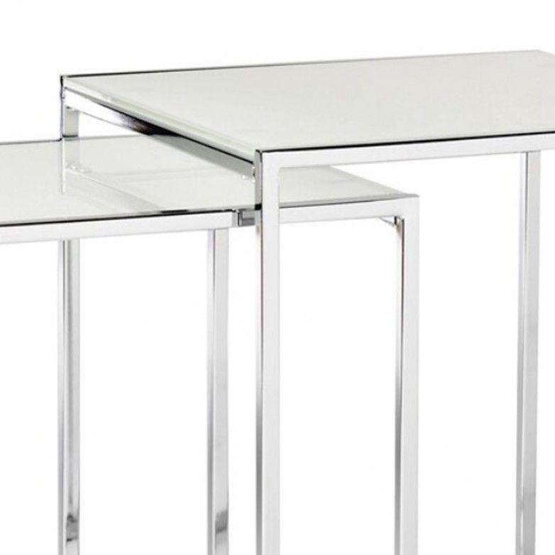 SET 2 NIDO SIDE TABLES