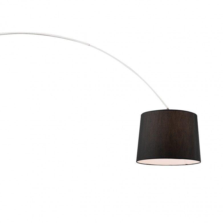 DORSALE BLACK FLOOR LAMP