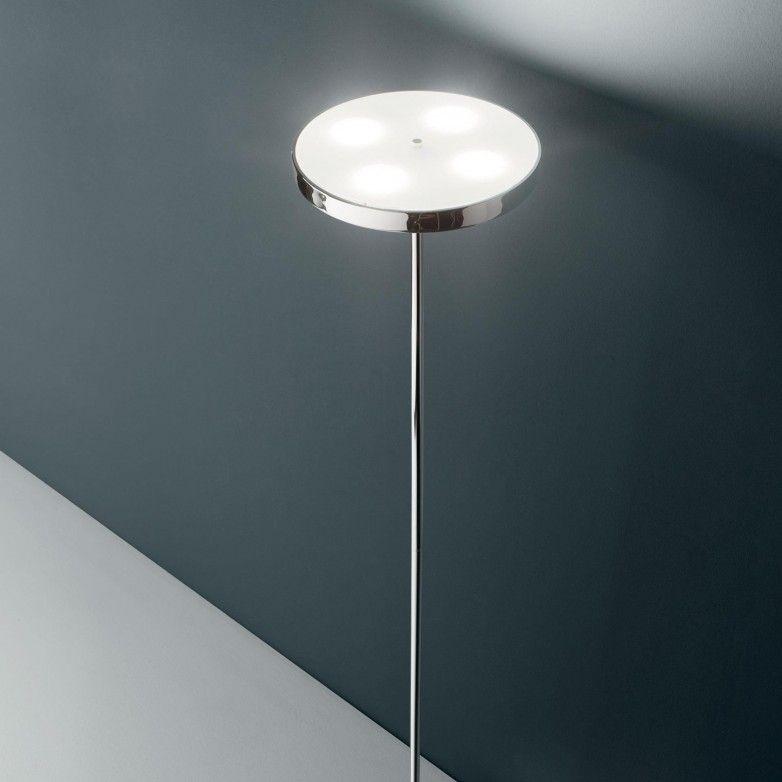 COLONNA WHITE FLOOR LAMP