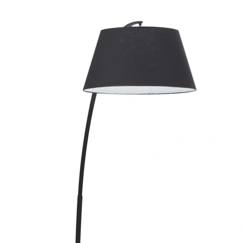 PAGODA ARGENTO FLOOR LAMP