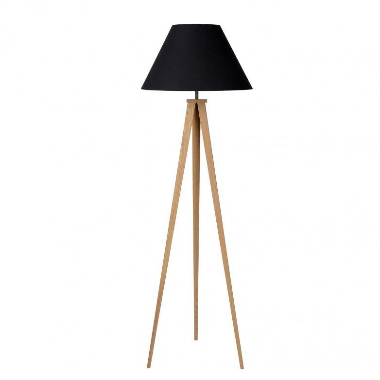 JOLLI BLACK FLOOR LAMP