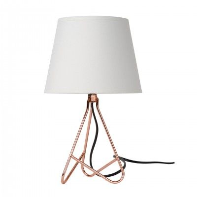 GITTA COPPER TABLE LAMP