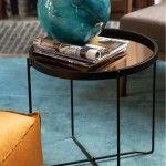 LANCASTER CENTER TABLE I