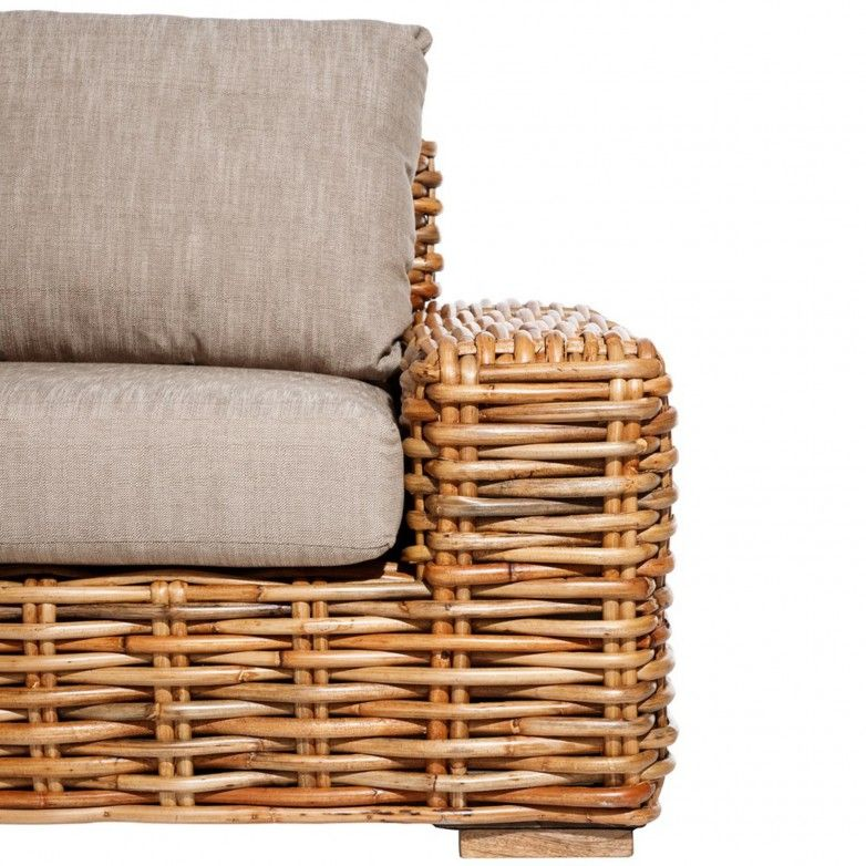 FISHER  OUTDOOR SOFA
