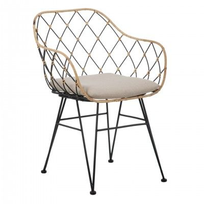 ADAMS OUTDOOR ARMCHAIR