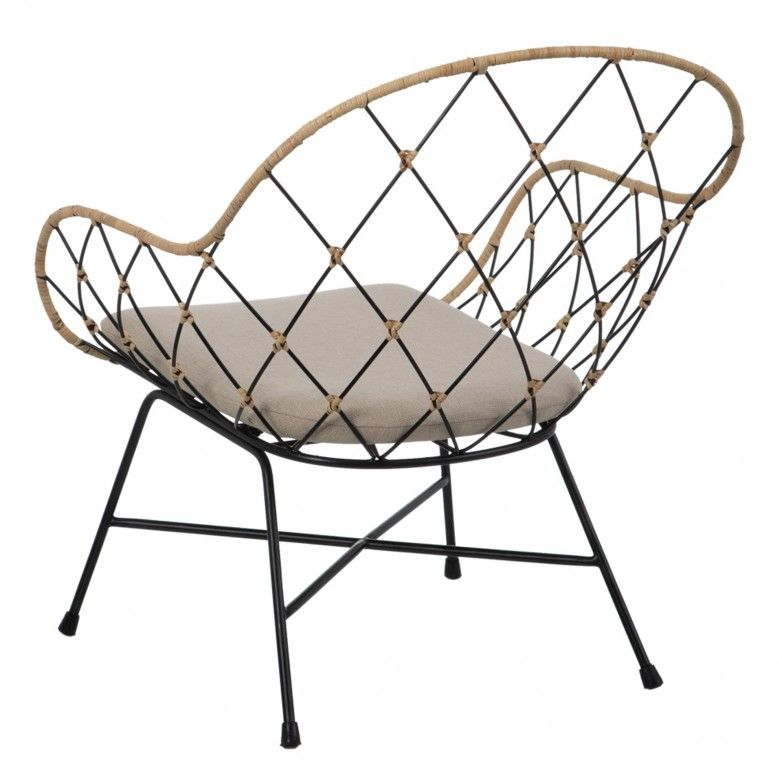 ADAMS II OUTDOOR ARMCHAIR