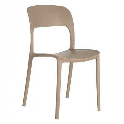 SILLA HARTLEY BEIGE