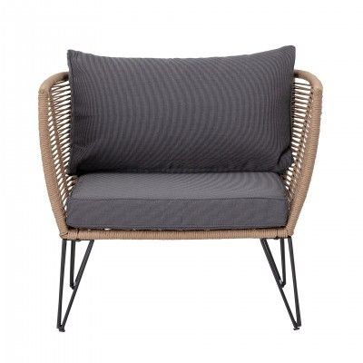 MUNDO OUTDOOR ARMCHAIR