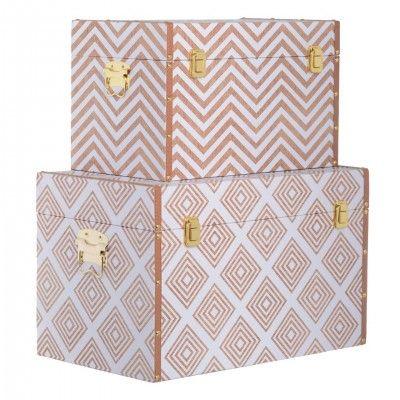 RIVERSE II SET OF 2 BOXES