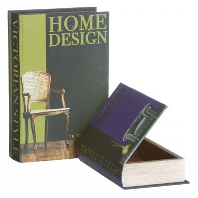 HOME SET OF 2 BOXES