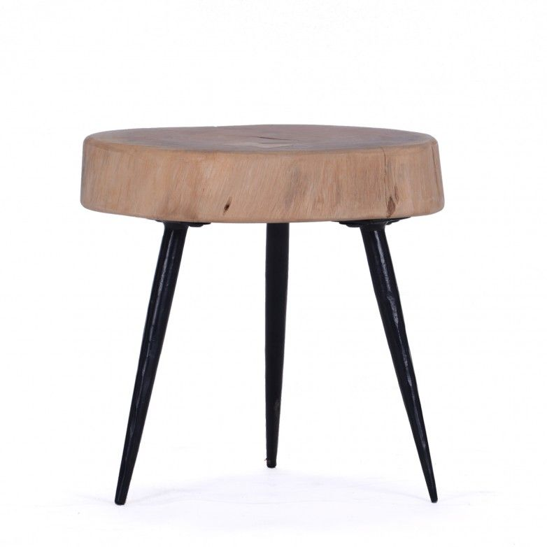 ROUSY SIDE TABLE