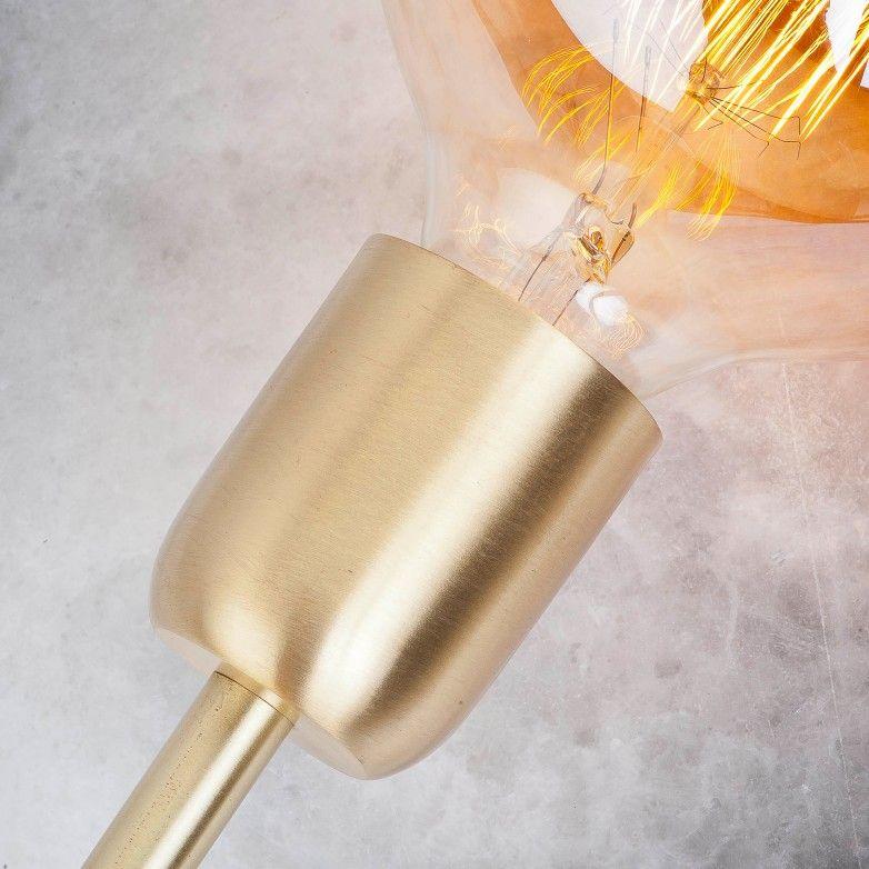 CANDEEIRO MESA CANNES GOLD 30