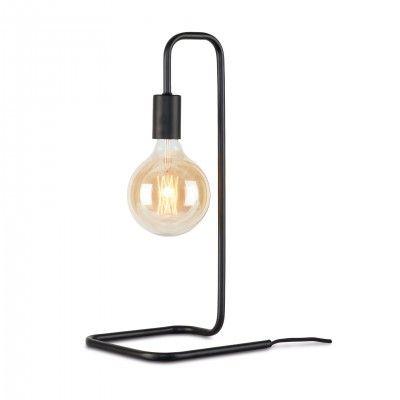 BLACK LONDON TABLE LAMP