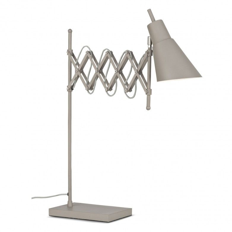 WHITE OXFORD TABLE LAMP