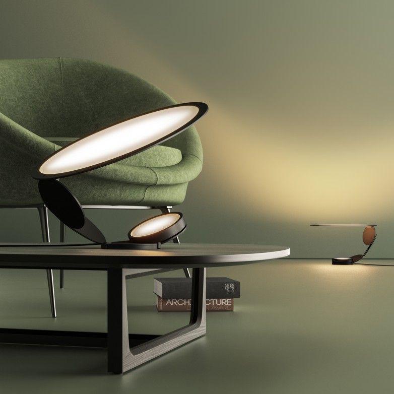 CUT TABLE LAMP