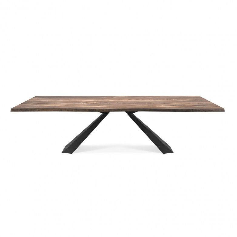 ELIOT WOOD DINING TABLE