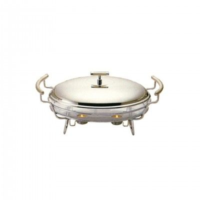 INOX FIRE CHAFING DISHES I