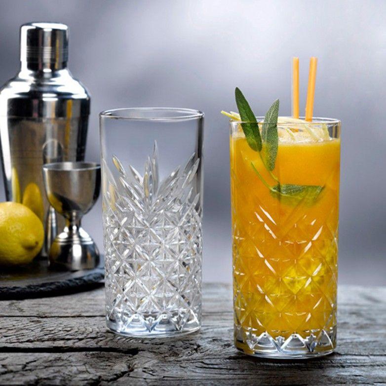 SET 6 COPO LONG DRINK TIMELESS