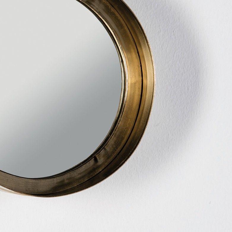 ESPELHO GOLDEN CIRCLE S