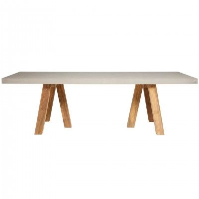 SOUTH OUTDOOR DINING TABLE