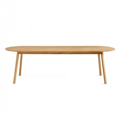 TRIANGLE LEG DINING TABLE